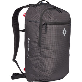 Black Diamond Trail Zip 18 Sac à dos, black